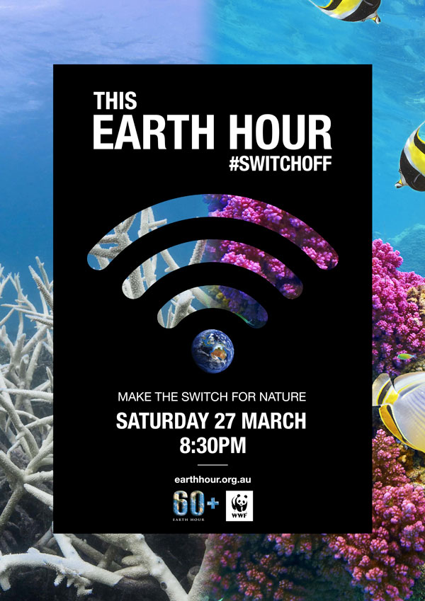 Make the switch for nature this Earth Hour 2021 - coral recovery © WWF-Australia