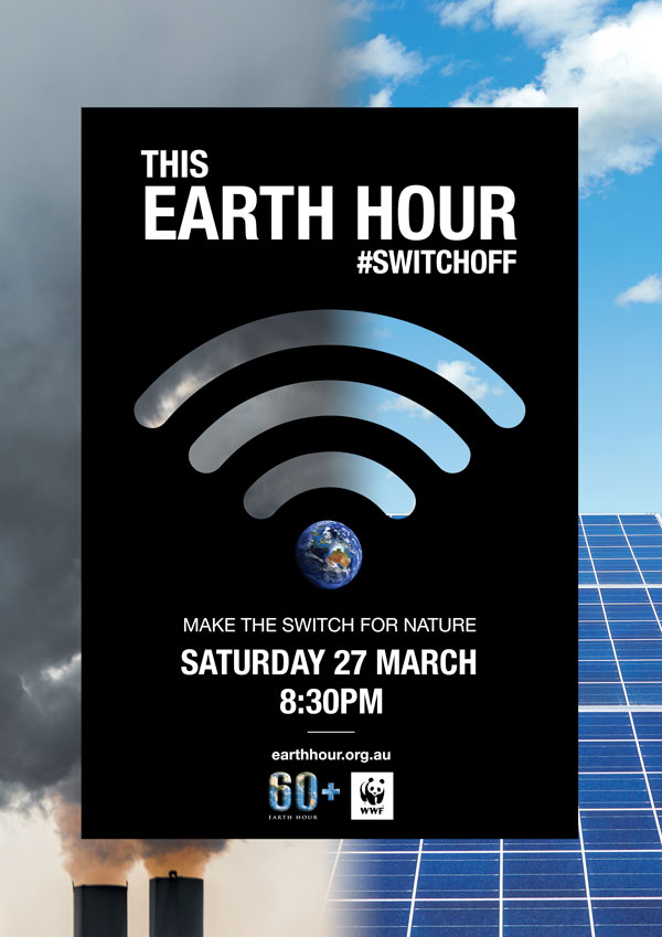 Make the switch for nature this Earth Hour 2021 - renewables © WWF-Australia